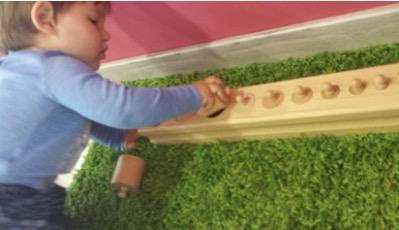 Juego Montessori En Familia